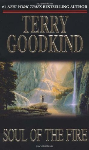 Terry Goodkind Soul Of The Fire