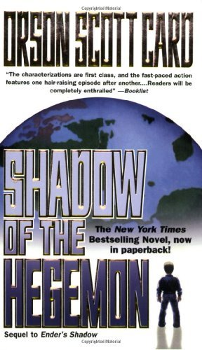 Orson Scott Card Shadow Of The Hegemon