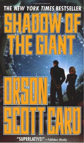 Orson Scott Card Shadow Of The Giant