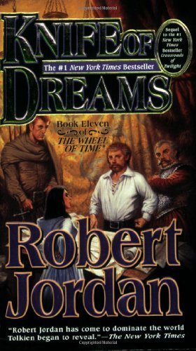 Robert Jordan Knife Of Dreams