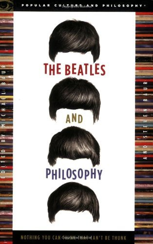 Baur Michael & Steven Beatles And Philosophy Nothing You Can Think That