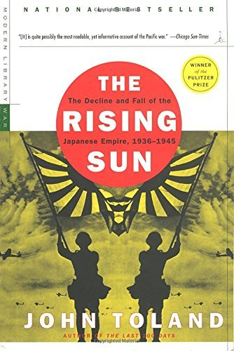 John Toland The Rising Sun The Decline And Fall Of The Japanese Empire 1936