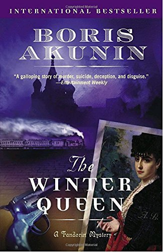 Boris Akunin The Winter Queen