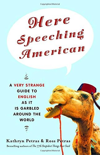 Kathryn & Ross Petras Here Speeching American Very Strange Guide To E