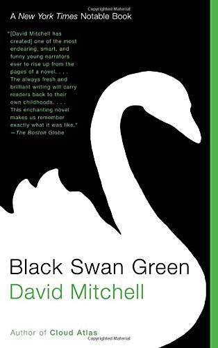 David Mitchell Black Swan Green