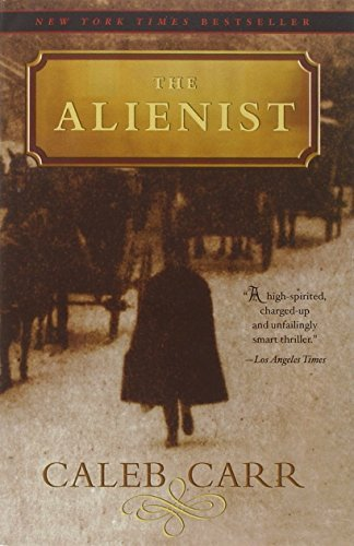 Caleb Carr The Alienist