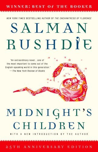 Salman Rushdie Midnight's Children 0025 Edition;anniversary