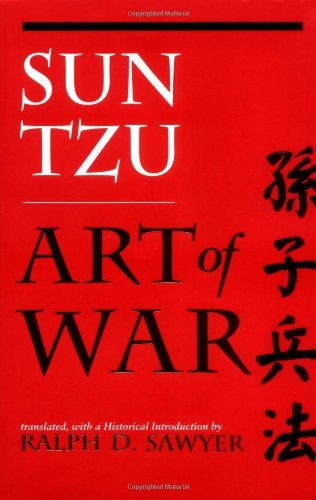 Tzu Sun Art Of War The