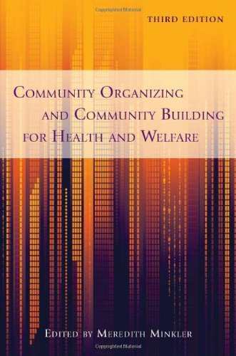 Meredith Minkler Community Organizing And Community Building For He 0003 Edition;
