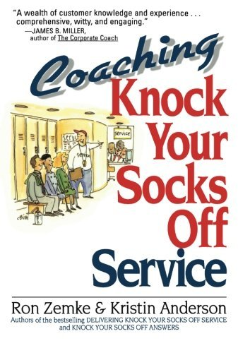 Kristin L. Anderson Coaching Knock Your Socks Off Service