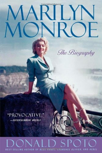 Donald Spoto Marilyn Monroe The Biography