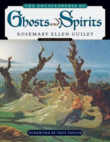 Rosemary Ellen Guiley The Encyclopedia Of Ghosts And Spirits 0003 Edition;