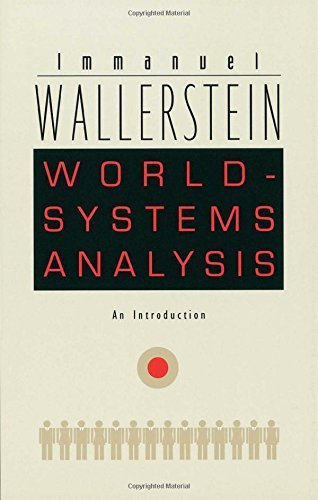 Immanuel Wallerstein World Systems Analysis An Introduction