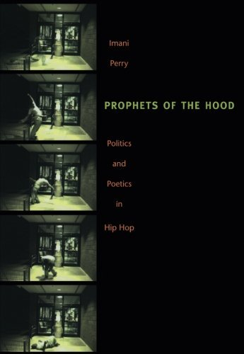 Prophets Of The Hood Imani Perry