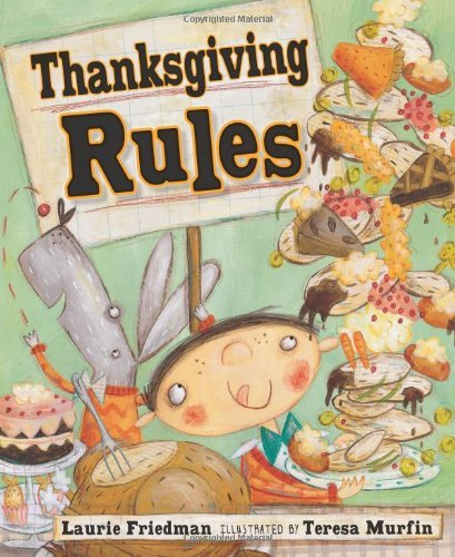 Laurie Friedman Thanksgiving Rules