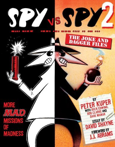 David Shayne Spy Vs. Spy 2 The Joke And Dagger Files