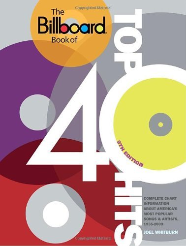 Joel Whitburn The Billboard Book Of Top 40 Hits 0009 Edition;revised Expand