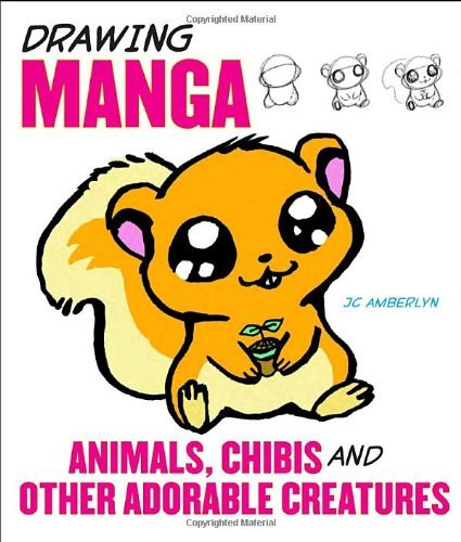 J. C. Amberlyn Drawing Manga Animals Chibis And Other Adorable
