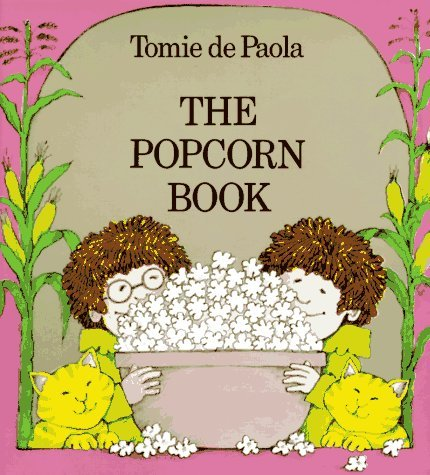 Tomie Depaola The Popcorn Book