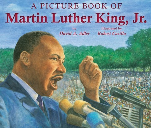 David A. Adler A Picture Book Of Martin Luther King Jr.