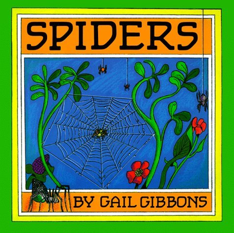 Gail Gibbons Spiders