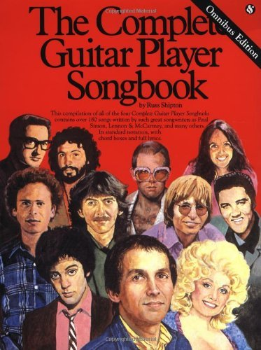Russ Shipton The Complete Guitar Player Songbook Omnibus Edit Omnibus Edition