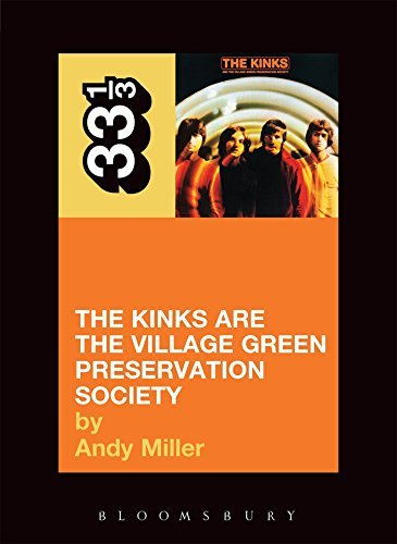 Andy Miller Kinks' The Kinks Are The Village Green Preserv 33 1 3