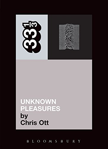 Ott Chris Joy Division's Unknown Pleasures 33 1 3