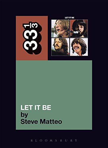 Matteo Steve Beatles' Let It Be 33 1 3