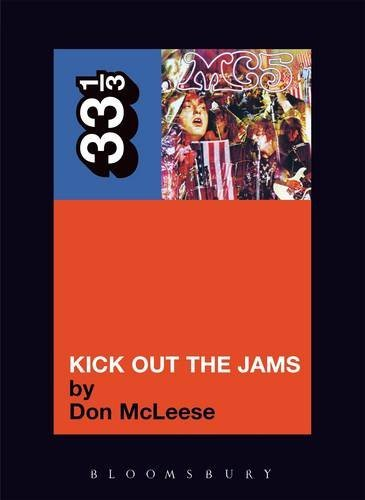 Mcleese Don Mc5's Kick Out The Jams 33 1 3