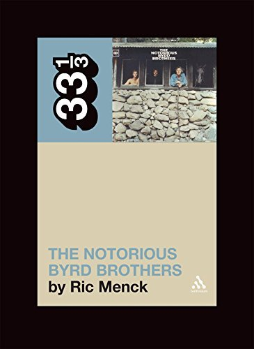 Menck Ric Byrds' The Notorious Byrd Brothers 33 1 3