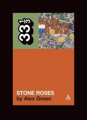 Green Alex Stone Roses' Stone Roses 33 1 3