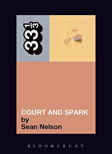 Nelson Sean Joni Mitchell's Court And Spark 33 1 3