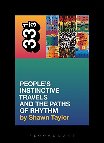 Taylor Shawn Tribe Called Quest's People's Instinctive Travel 33 1 3