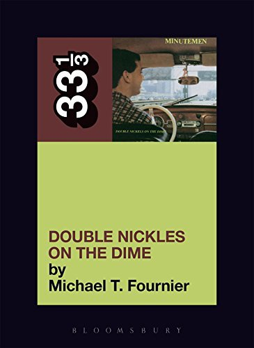 Michael Fournier Minutemen's Double Nickels On The Dime 33 1 3