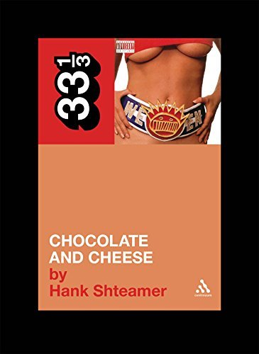 Hank Shteamer Chocolate And Cheese