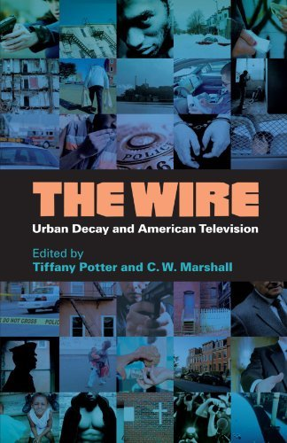 Tiffany Potter The Wire Urban Decay And American Television