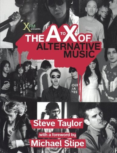 Taylor Steve A To X Of Alternative Music
