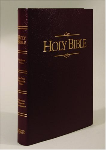 National Publishing Company Giant Print Bible Kjv Large Print