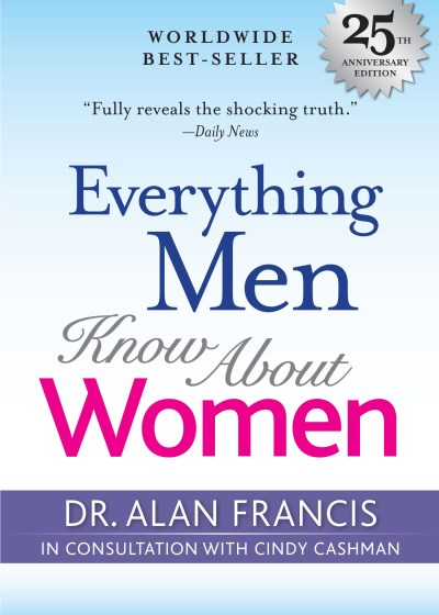 Alan Francis Everything Men Know About Women 25th Anniversary Edition Original