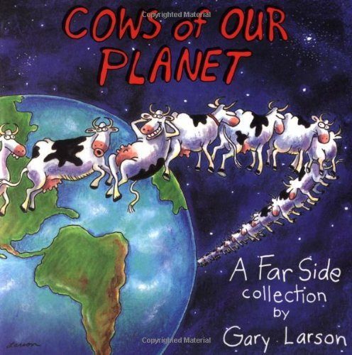 Gary Larson Cows Of Our Planet Original
