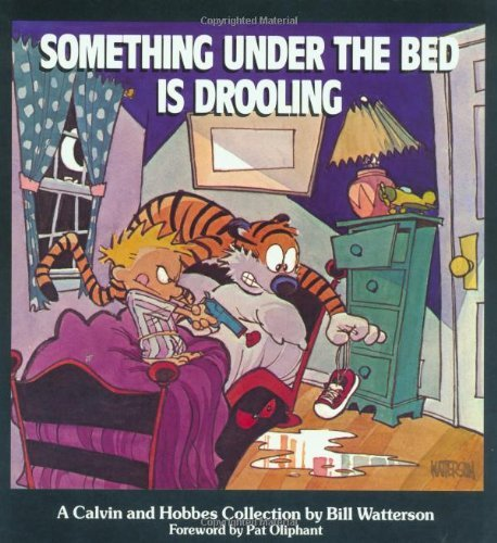 Bill Watterson Something Under The Bed Is Drooling