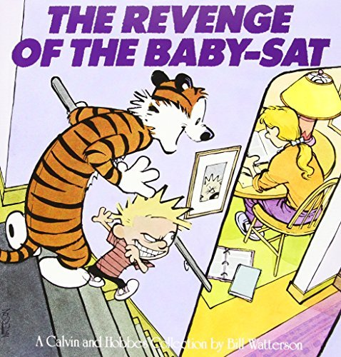 Bill Watterson The Revenge Of The Baby Sat