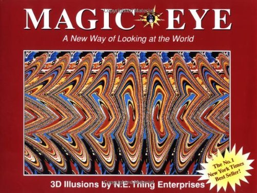 Cheri Smith Magic Eye A New Way Of Looking At The World