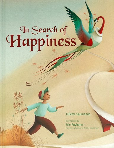 Juliette Saumande In Search Of Happiness