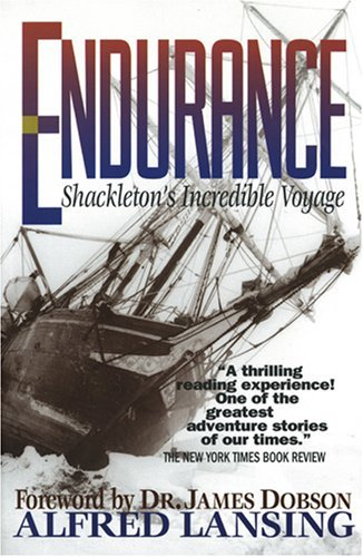 Alfred Lansing Endurance Shackleton's Incredible Voyage