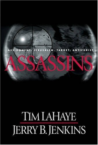 Tim Lahaye Assassins Assignment Jerusalem Target Antichrist