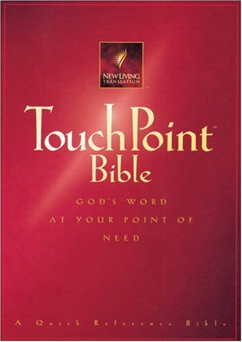 Gilbert Beers Touchpoint Bible Nlt