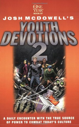 Josh D. Mcdowell The One Year Josh Mcdowell's Youth Devotions 2