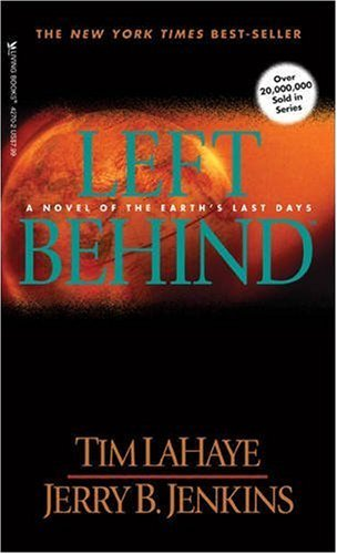 Tim Lahaye Left Behind A Novel Of The Earth's Last Days (lef